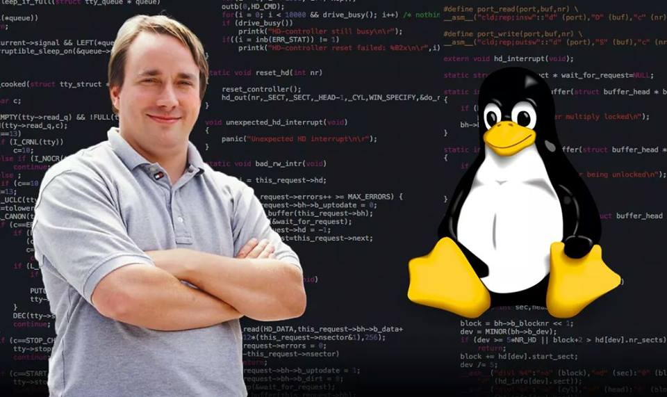 Linux is 25 years old